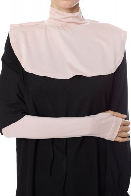 Derin - Dusty Pink Neckcover & Arm Sleeves