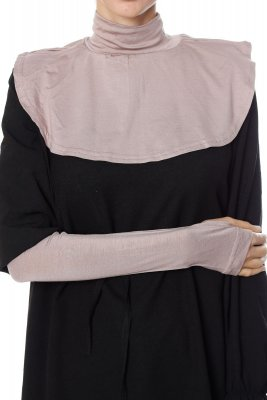 Derin - Stonegrey Neckcover & Arm Sleeves
