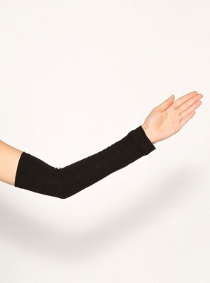 Erina - Black Arm Sleeves - Ecardin