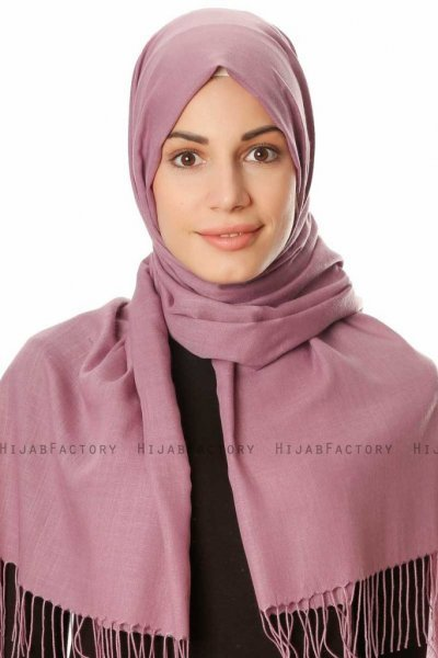 Meliha - Light Purple Hijab - Özsoy